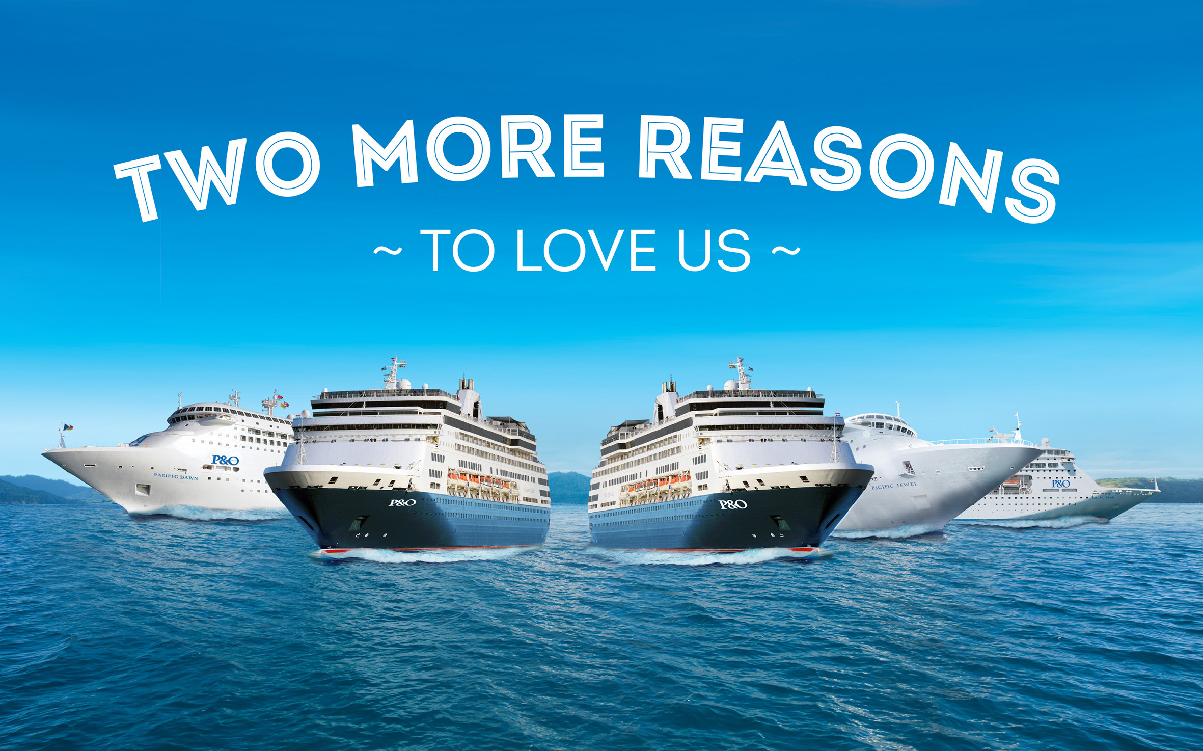 BREAKING NEWS – MORE SHIPS TO BE ADDED TO P&O CRUISES FLEET